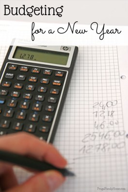 Budgeting-for-a-New-Year