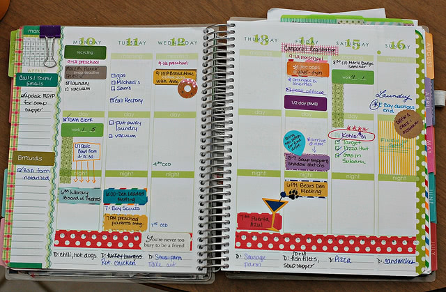 my three planners  how to choose the right planner s  for